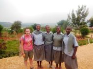 It's Okay to Have Faith, Lessons from Rwanda: Guest Post from My Daughter