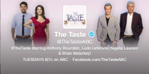 Taste Twitter