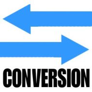 My Professional Archives Part 001: Conversion Rate