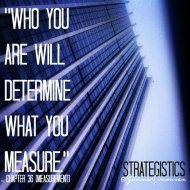 Who you are will determine what you measure. #SocialMedia