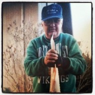 Missing Dad on His 84thBirthday